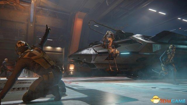 《星际公民》限制偷船功能惹争议 太空海盗不好玩