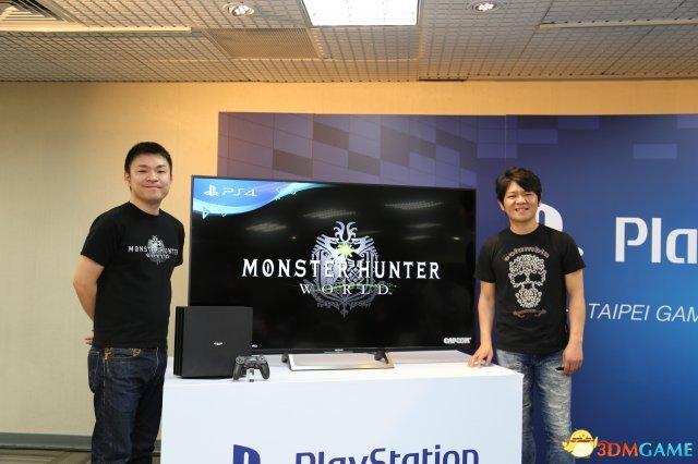 《怪物猎人:世界》制作人采访 将有多次更新