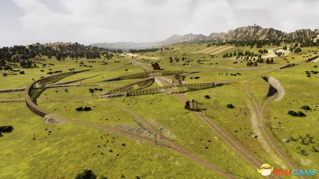鐵路帝國(Railway Empire)》PS4在今日發售  電玩狂人