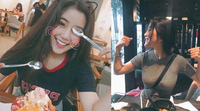 越南16岁美女高中生网络走红 被赞为零瑕疵女神