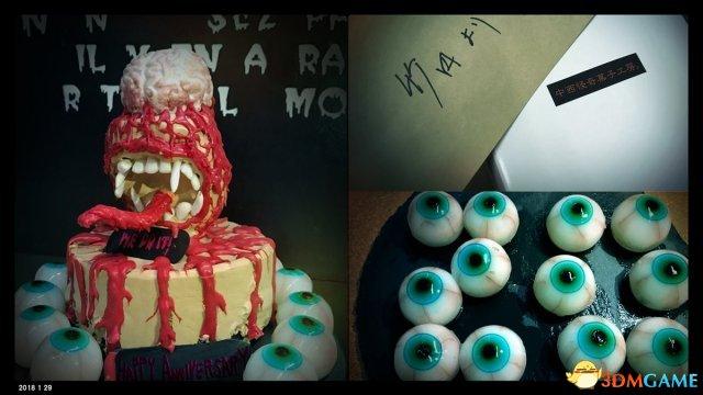 卡普空做了舔食者蛋糕 称《生化2》重制版在路上