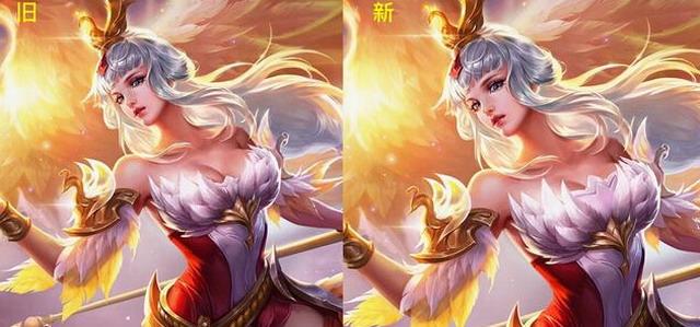 《王者荣耀》新赛季女英雄衣服加料 重点部位被遮挡