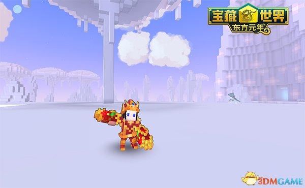 <b>大美中国风 《宝藏世界》传说中的瑞兽角端降临</b>