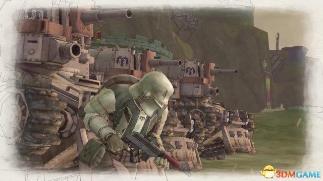 《战场女武神4》预告片欣赏 总览游戏中的世界观