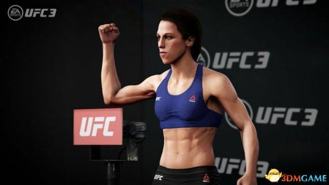 《UFC 3》上市预告片 展示众多媒体的一致好评