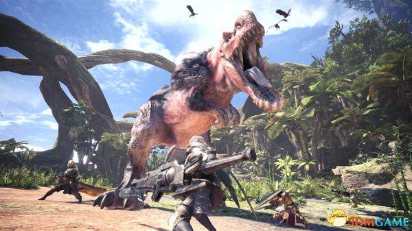 《怪物猎人:世界》PS4版1.04更新 修复蛮颚龙问题