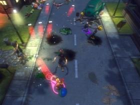 怪物也疯狂 坟墓危机 游戏截图