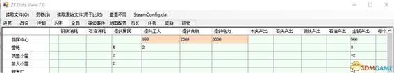亿万僵尸 v0.6.0.49ZX.Data.View文件编辑器 v7.0汉化版