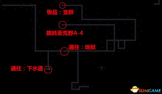 梦日记地图总览 梦日记全事件触发条件及出现关卡