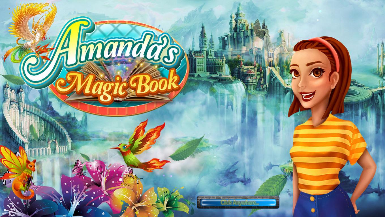 阿曼达的魔法书 游戏截图