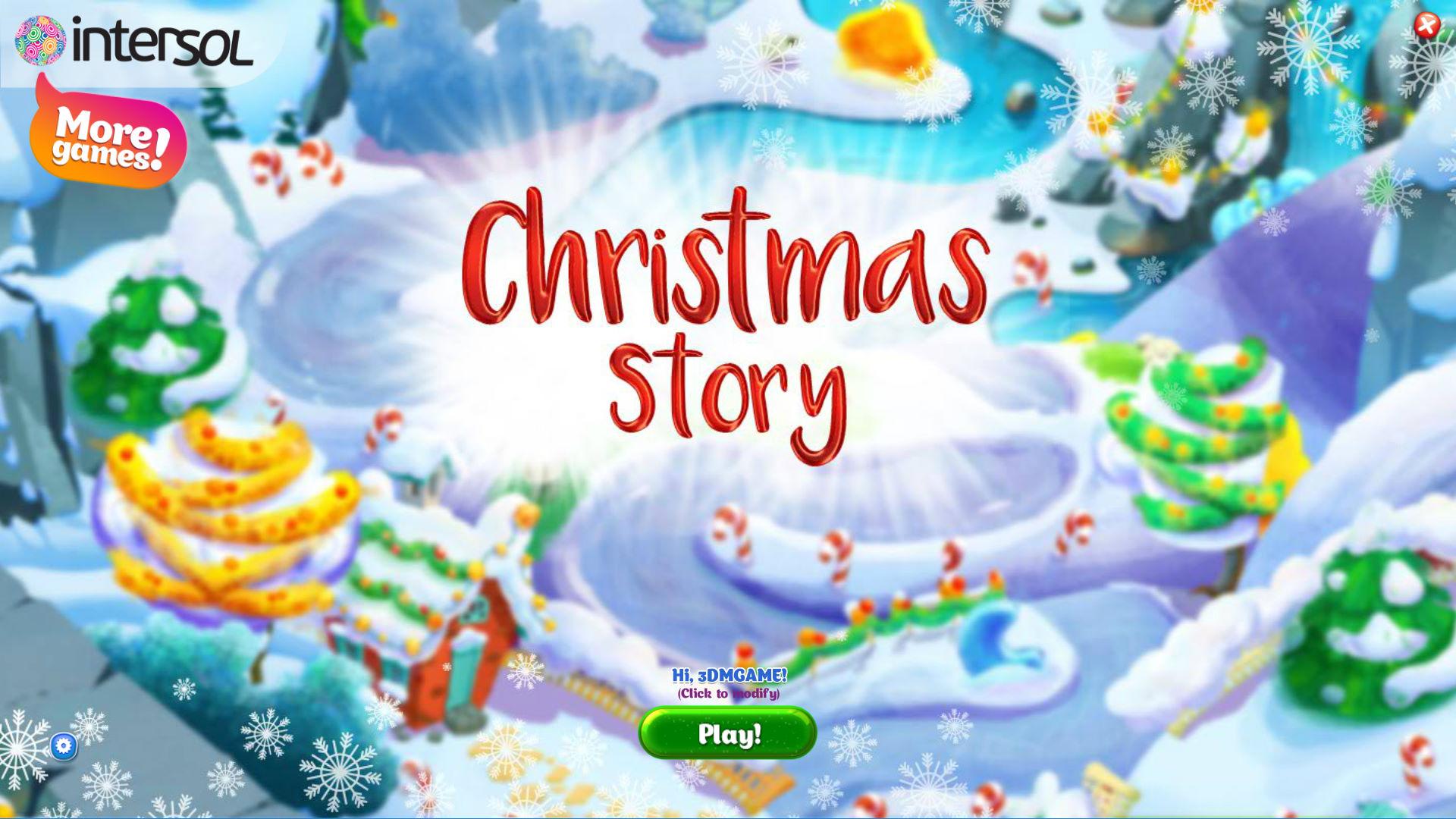 圣诞故事 游戏截图