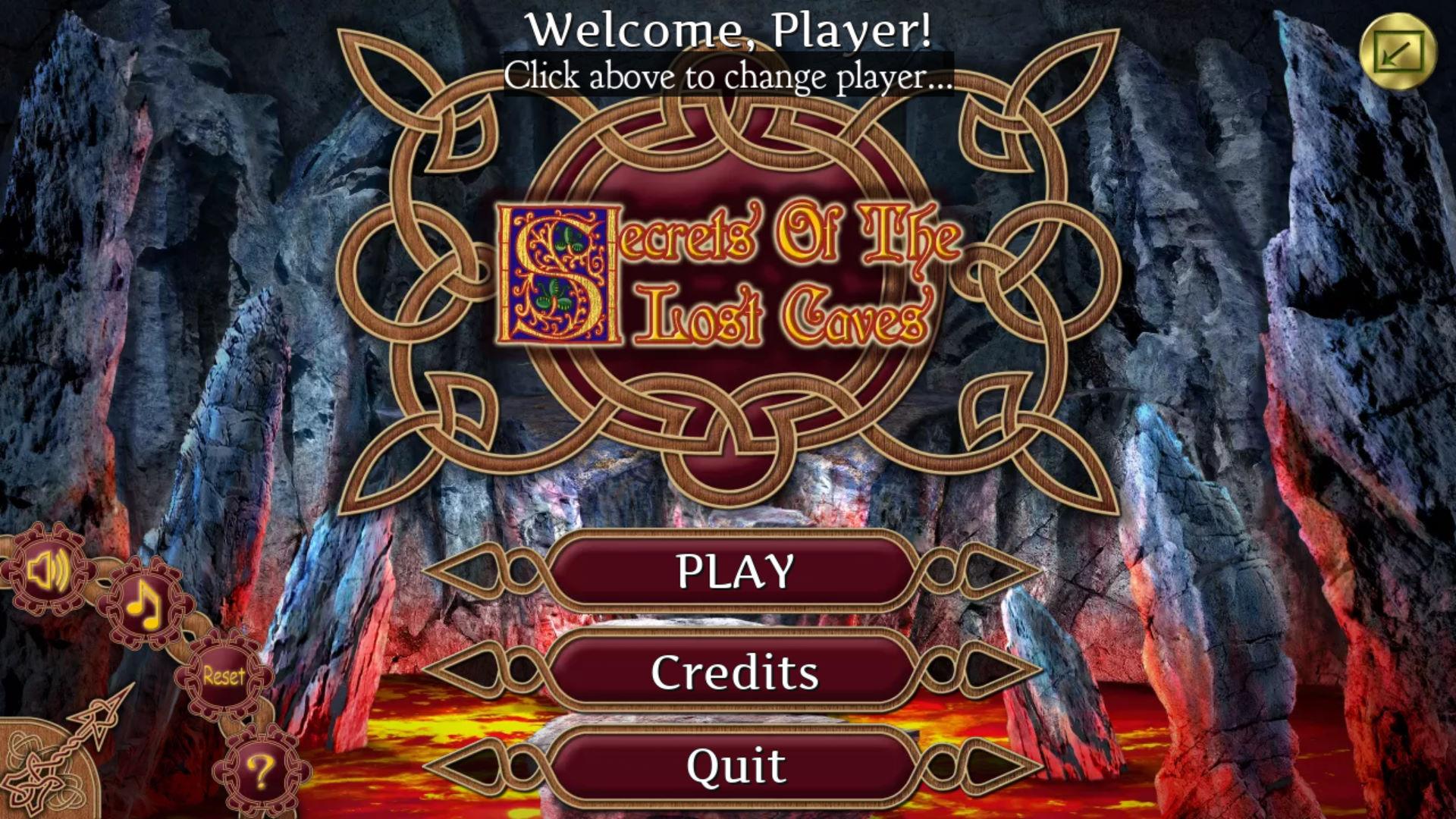 迷失洞穴的秘密 游戏截图