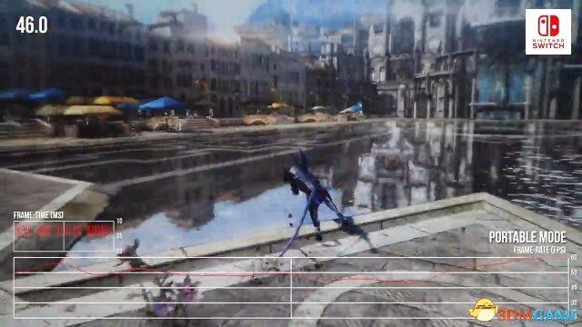 《猎天使魔女2》 对比视频 Switch帧数完爆WiiU