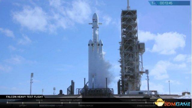 SpaceX又实现太空创举:猎鹰重型火箭发射成功!