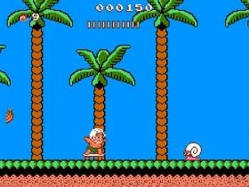高桥名人之冒险岛 游戏截图