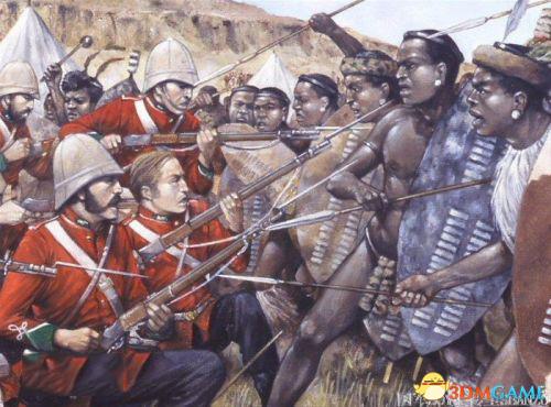 文明6祖鲁领袖恰卡:私生子的隐忍、逆袭与报复