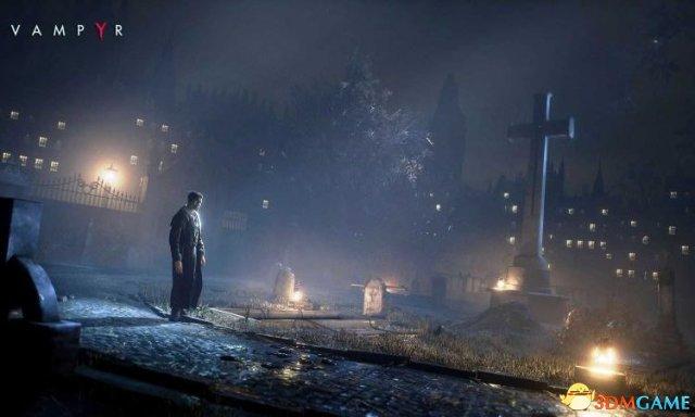 《奇异人生》团队新作《吸血鬼》定档 6月5日发售