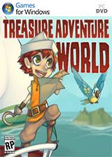 宝藏冒险世界 英文免安装版