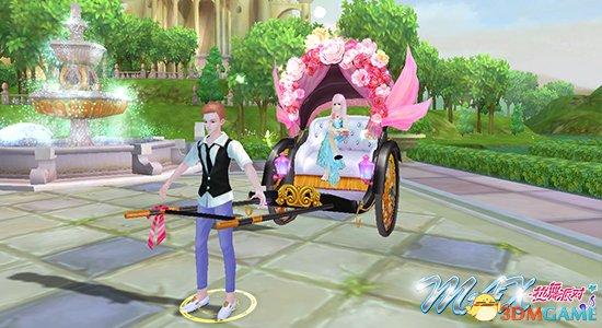 热舞派对MAX春节新装 复古的坐骑带你蹦复古的迪