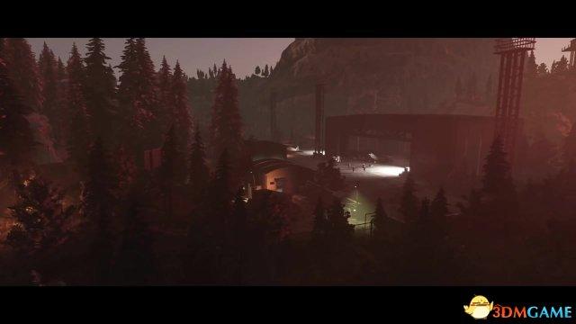 多人合作生存恐怖游戏《荒凉》现已登陆Steam平台
