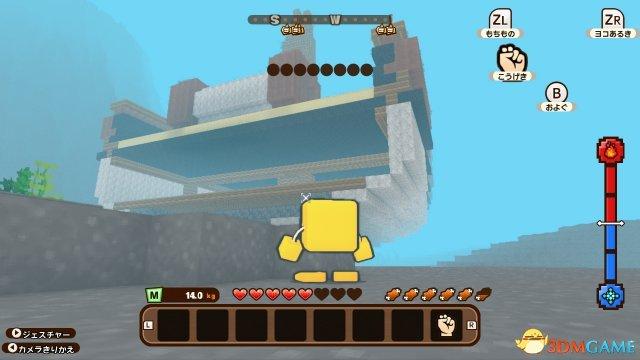 MC风 Switch版《方块创造者DX》最新进化系统