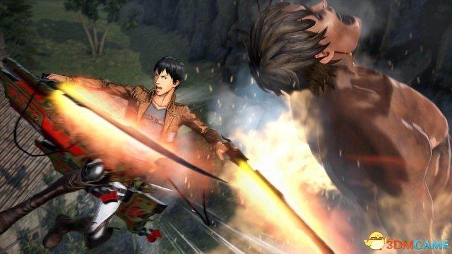 玩法升級!《進擊的巨人2》最新通關解鎖要素公開