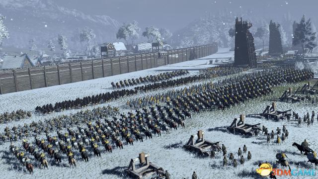 《全面战争传奇:不列颠王座》新势力盖尔人情报