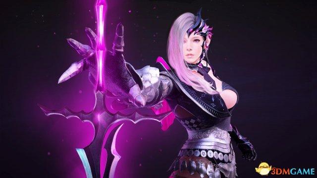 《黑色沙漠》黑暗骑士觉醒 爆乳妹召唤太刀幻影剑