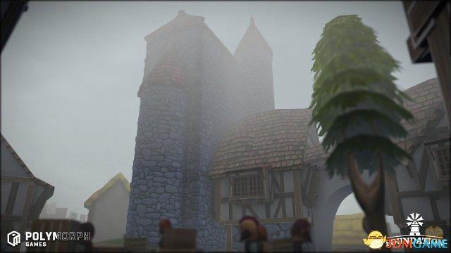 中世纪城市建造游戏《奠基》 真正的村长打天下