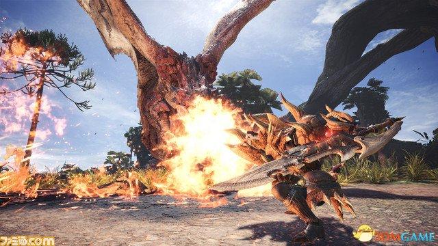 《魔物獵人世界》後期配信任務情報 波動拳狩獵龍
