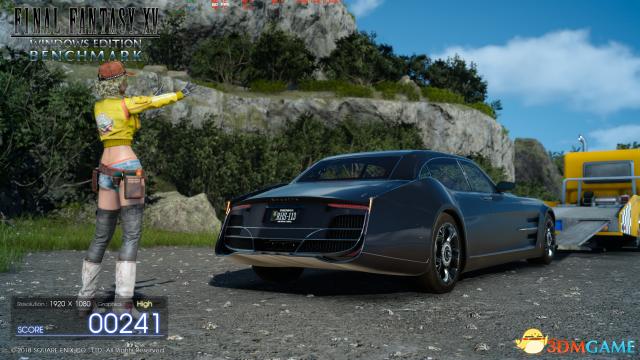 《最终幻想15》PC版新截图 展示NVIDIA VXAO技术