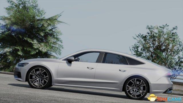 侠盗猎车手5 奥迪A7Sportback2018MOD