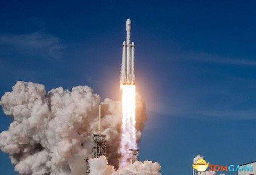 马斯克:猎鹰重型火箭发射成本最高仅1.5亿美元