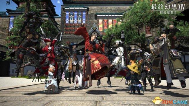 《最终幻想14》吉田制作人新年祝福 大记事回顾