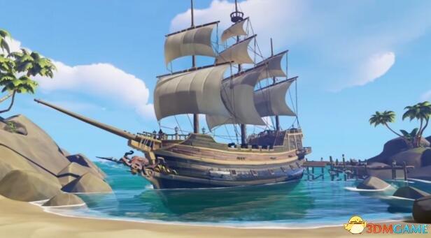 《賊海》世界有多大?製作人:玩家多大世界多大