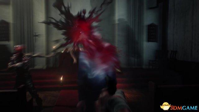 换个视角看恐怖 《恶灵附身2》第一人称版宣传片