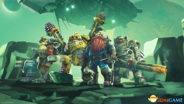 《深岩银河》本月登陆Steam抢先体验与Xbox平台