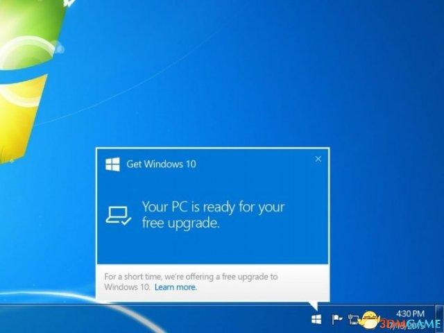 一用户在升级Windows 10后起诉微软 求偿6亿美元