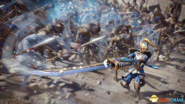 《真三国无双8》PS4版补丁发布 多重手段保证帧数
