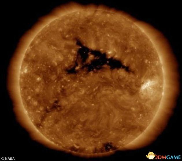 太阳风暴近日再次抵达地球 不过这次影响很有限