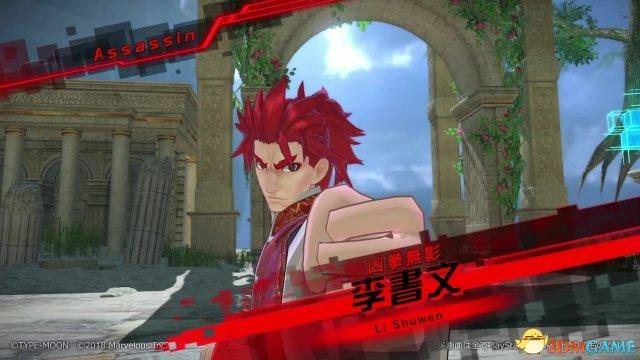 《Fate/Extella Link》玉藻前/巴托里等视频介绍