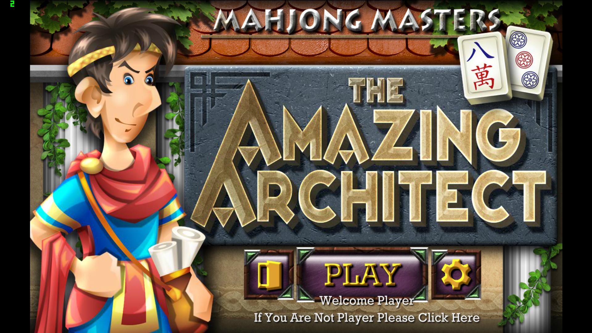 麻将大师:出色建筑师 游戏截图