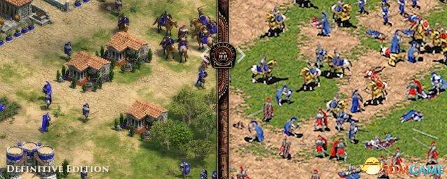 帝国时代:决定版 - 叽咪叽咪   游戏评测
