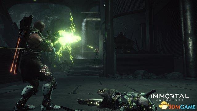科幻动作射击《众神:解放》下月封闭alpha测试
