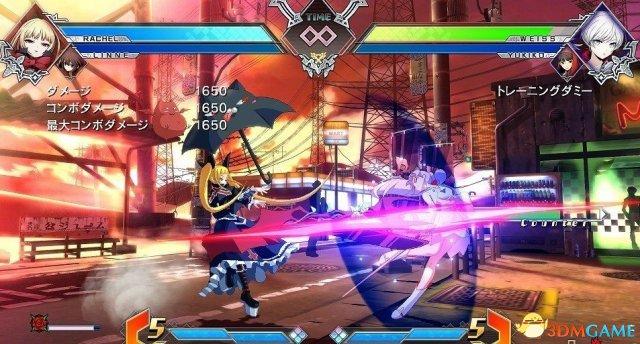 经典系列新篇《苍翼默示录:交叉组队战》游戏模式