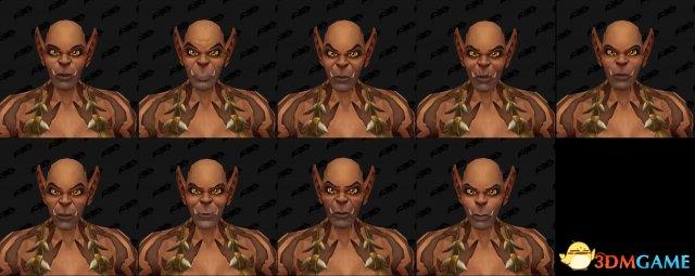 魔兽8.0争霸艾泽拉斯数据挖掘 新种族玛格汉兽人