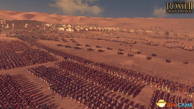 CA曝全面战争游戏计划 《全面战争:三国》有特色