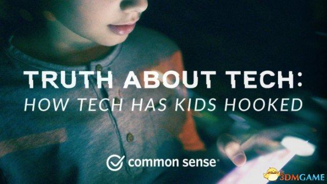 <b>调查显示美国47%的家长担心孩童已对移动设备成瘾</b>