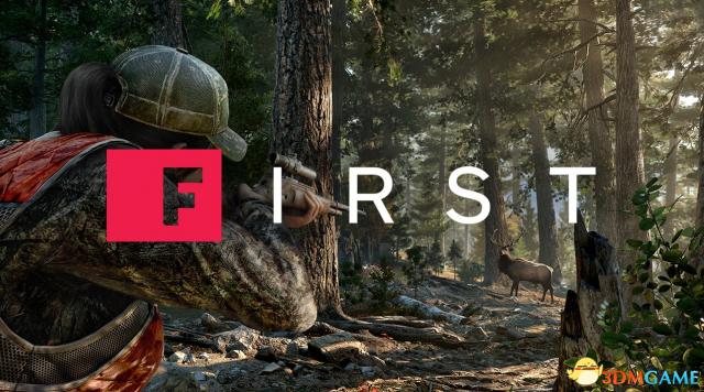 《孤岛惊魂5》 IGN独家演示:黑熊臭鼬大灰狼啥都有