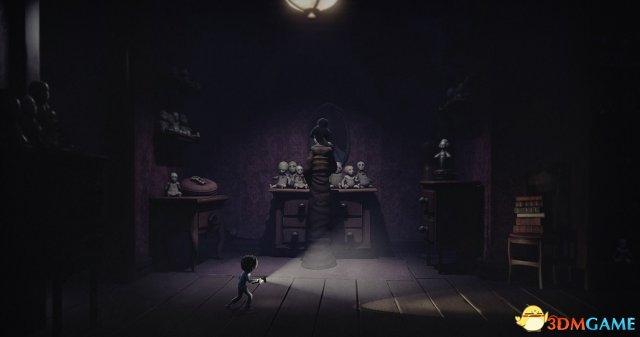 小噩梦再次来袭!《小小噩梦》最新DLC第3弹上线